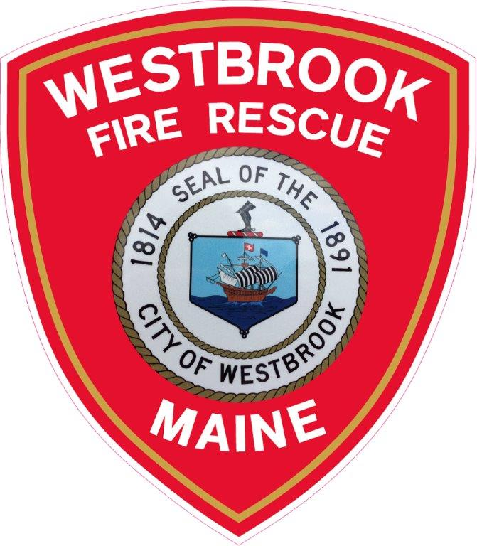 Westbrook Fire Rescue Patch