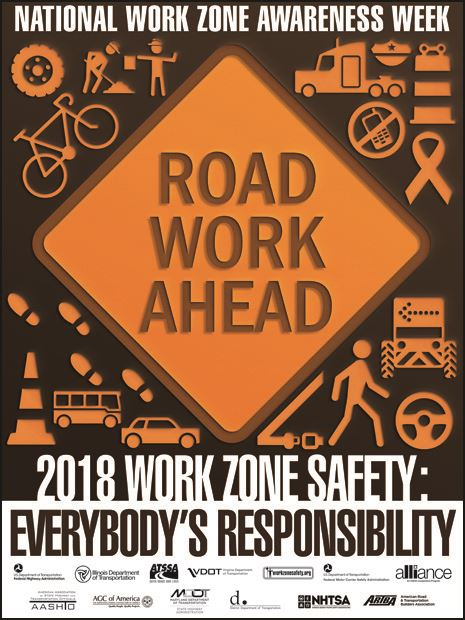 work zone awareness