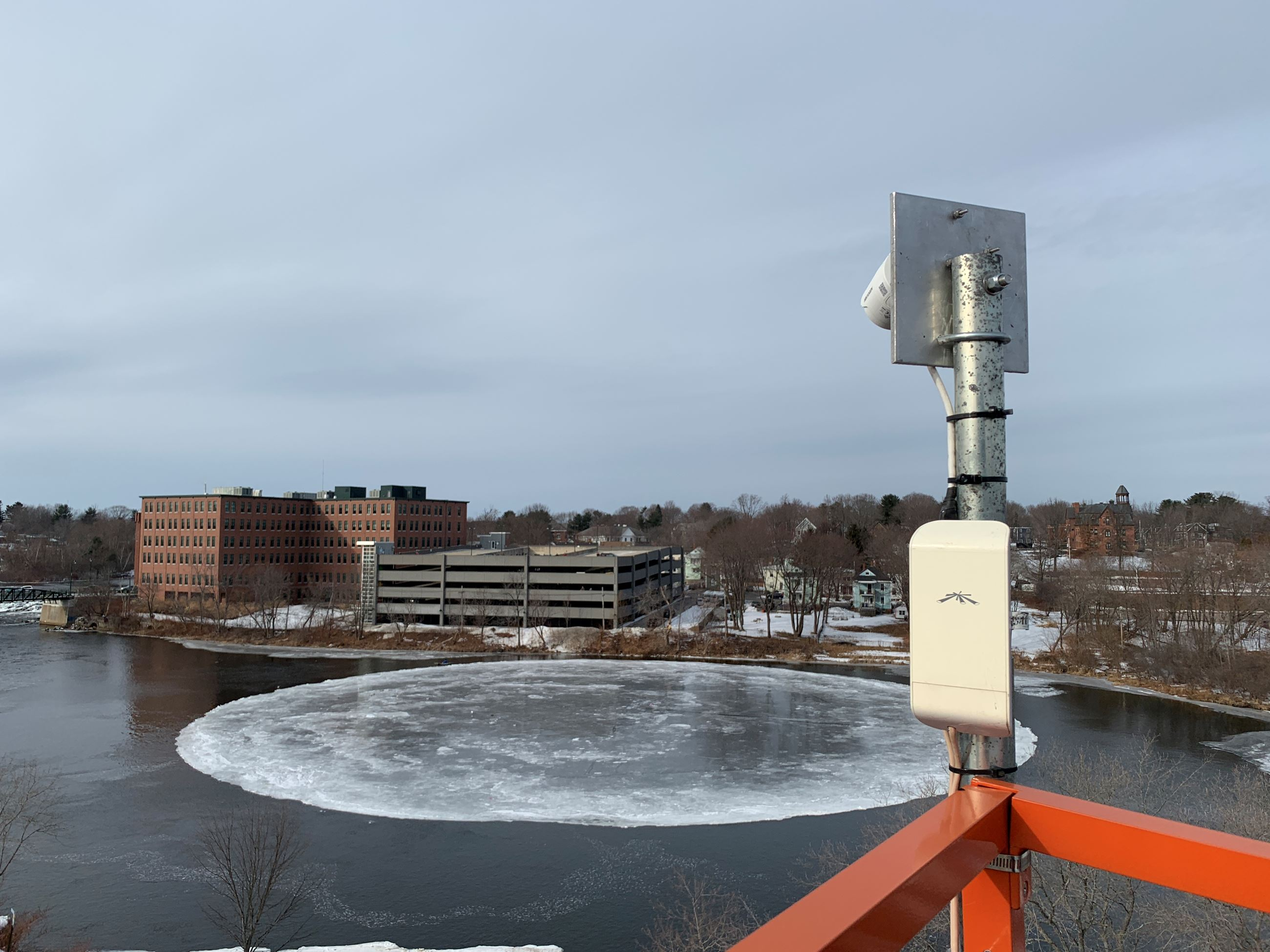 ice disk webcam