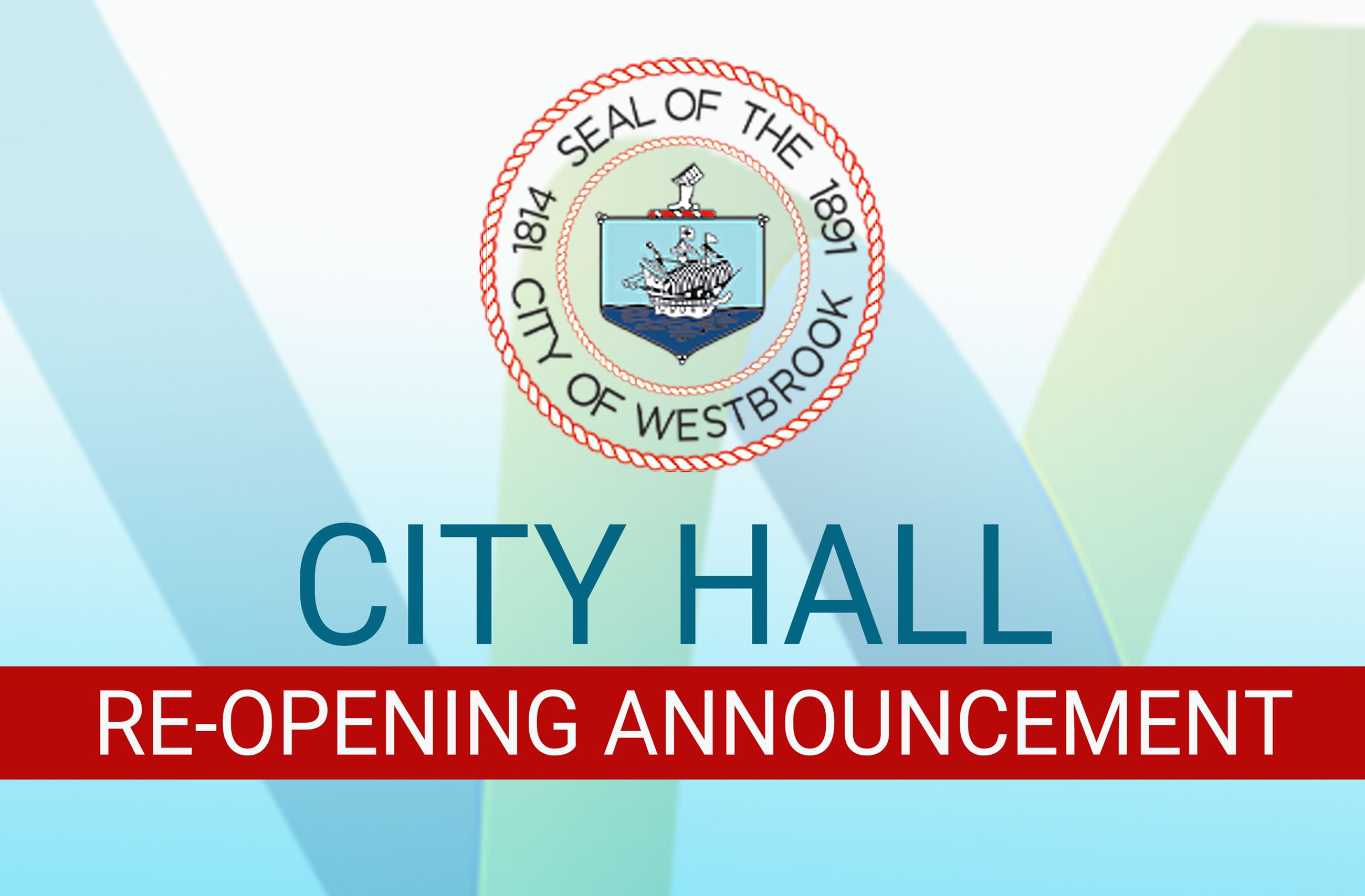 City Hall Re Opening